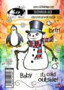 Visible Image Clear Stamp Set - Snowman Jack